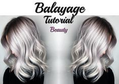 How to make your own BALAYAGE without bleach