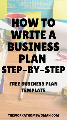 Small Business Plan Template, Making A Business Plan, Free Business Plan, Writing A Business Plan, Creating A Business, Starting Your Own Business, Business Advice, Start Up Business, Business Planning