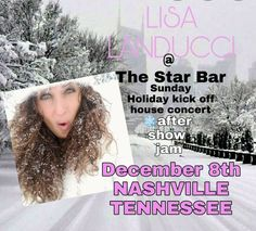 Christmas In Nashville, Lisa, Nashville Tennessee, Concert, Holiday, Vacations, Concerts, Holidays, Vacation