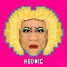 Hedwig And The Angry Inch (a movie character)    Hedwig Robinson
