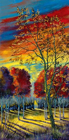 Ford Smith #tree #landscape #art