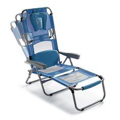 Breezy Beach Sun Lounger