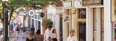 Nantucket storefronts come and go