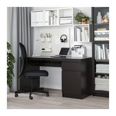 8 best ikea malm desk setups images desk setup ikea malm desk rh pinterest com