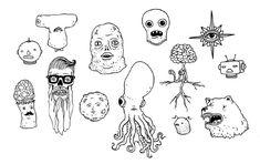 Brain Worms - Andrew Rae