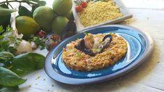 L'estate è sapore! La tradizione in tavola con tutto il profumo del mare in questo primo piatto tutto da gustare.  www.thotel.it Estate, Risotto, Grains, Rice, Bar, Ethnic Recipes, Food, Essen, Meals