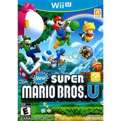New Super Mario Bros. U (Wii U)