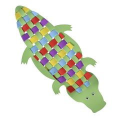 paper weaving projects for students - Google Search