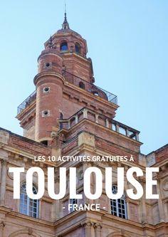 De passage à Toulouse et vous avez un petit budget? On vous propose une liste de 10 activités à faire gratuitement dans cette ville!