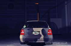 Audi S4 Camo