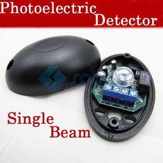 5pcs/Lot + Active Half Egg Beam Infrared Detector Photoelectric Sensor + Free Shipping!
