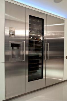 Pin By Ziva1234 On Kitchens In 2019 Kitchen Refrigerator