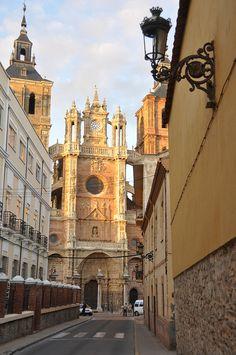 ASTORGA - León.  #CastillayLeon #Spain