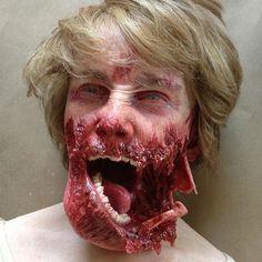 fx makeup werewolf attack - Google Search