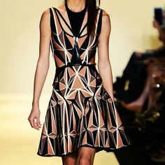 And this is why I LOVE Herve Leger. Need to have this!