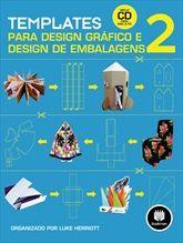 Templates para Design Gráfico e Design de Embalagens - Volume 2