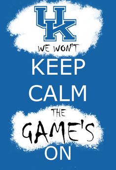 Phrase Rather keep calm and stomp on kentucky theme