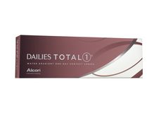 Dailies Total 1 the highest water content contact lens available, number 1 daily disposable soft contact lenses from Opticalrooms