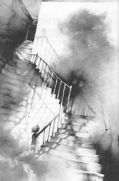 Staircase (Stephen Gammell).