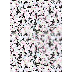 Geo Pattern Wrapping Paper!