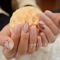 Gel Nail | ―petit bijou―