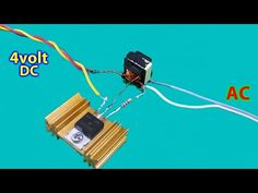 Make inverter 12v to 220v 200W, Simple circuit diagram, ( use 12 0 12 transformer ) - YouTube