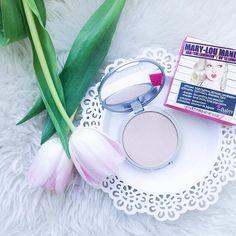 Der Mary-Lou Manizer aka The Luminizer  was für einen tollen Schimmer dieses Produkt abgibt, wow  der ist wirklich seinen Hype wert  was sagt ihr zu diesem Produkt?  #beauty #thebalm #maryloumanizer #theluminizer #cosmetics #makeup #highlighter