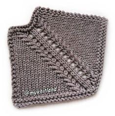 Baby Booties Knitting Pattern, Easy Knitting Patterns, Knitting Charts, Knitting Stitches, Knitting Socks, Baby Knitting, Stitch Patterns, Knitted Hats, Crochet Patterns