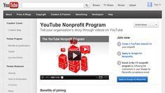 Youtube For Good: Arrivano anche in Italia i canali speciali per le associazioni non-profit. Di Gennaro Mancini