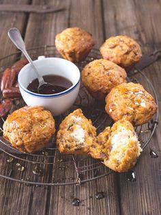 Jsou to vlastně takové malé mrkvové dortíky, do muffinů jsme totiž zapekli i krém! Breakfast, Food, Morning Coffee, Essen, Meals, Yemek, Eten