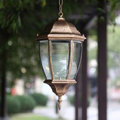 Homestia Brand 1pc Outdoor Pendant Lamps Retro Art Warehouse Shop Restaurant Bar Loft Pendant Light Outdoor Light E26/E27 Edison #Affiliate