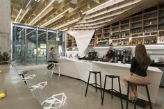 loft风格咖啡厅设计