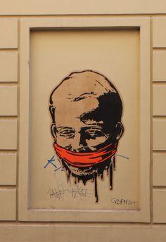 Street-art  Budapest