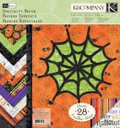 K Kelly Panacci Halloween Specialty Paper Pad, Halloween Scrapbook, Specialty Paper, Halloween Items, Amazon Art, Scrapbook Supplies, Sewing Stores, Paper Design, Digital Scrapbooking, Something To Do