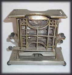 vintage toaster | Antique Toaster Universal Landers Frary Clark 1920s Grt - 1