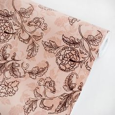 Peony Aroma - Vinyl Self-Adhesive Wallpaper Prepasted Wall stickers Wall Decor (Swatch) $0.10