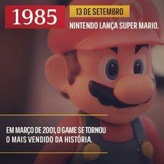 Em 13 de setembro de 1985 a Nintendo lançava o jogo Super Mario um dos mais famosos do mundo dos videogames criado pelo desenvolvedor e designer de jogos eletrônicos Shigeru Miyamoto.  Muito além do jogo em si que de alguma forma já fez parte da vida de quase todos nós abriu espaço para muita gente criativa sonhar com carreiras totalmente fora do convencional. Sim os Bros foram inspiração para muita gente começar a pensar fora da caixinha no mundo real.  Que legado né?! #Coach #foradacaixa…