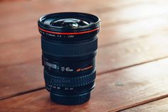 Camera Lens by michalkulesza on Creative Market
