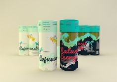 Repackage Purdey's (Student Project) on Packaging of the World - Creative Package Design Gallery