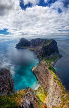 Vaerøy Nórsko