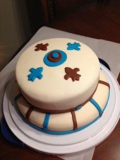 Doug cake