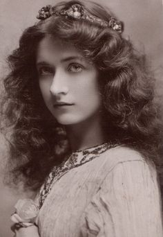 15 Of The Most Beautiful Women Of 1900s Edwardian Era | Bored Panda