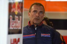 The Repsol Honda MotoGP Team Principal discusses Marc Márquez, Dani Pedrosa and the future.