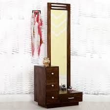 Image result for wooden dressing table
