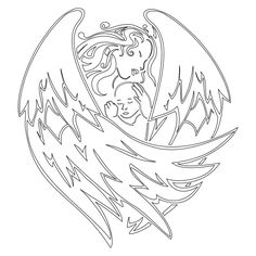 As usual, we did it in plain black and white, but the attached stencil can be used by tattooists to make it in full colour, and this design in particular would perfectly fit for colours. Description from tattootribes.com. I searched for this on bing.com/images