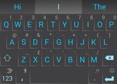 SwiftKey - Teclado para Android - para uma digitação mais rápida e fácil em dispositivos móveis.