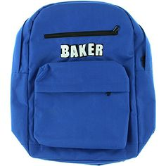 Baker Skateboards Legend Royal Blue Skate Backpack   You can get additional  details at the image 8377ca78f0f