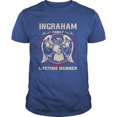 INGRAHAM Family, Lifetime Member #name #tshirts #INGRAHAM #gift #ideas #Popular #Everything #Videos #Shop #Animals #pets #Architecture #Art #Cars #motorcycles #Celebrities #DIY #crafts #Design #Education #Entertainment #Food #drink #Gardening #Geek #Hair #beauty #Health #fitness #History #Holidays #events #Home decor #Humor #Illustrations #posters #Kids #parenting #Men #Outdoors #Photography #Products #Quotes #Science #nature #Sports #Tattoos #Technology #Travel #Weddings #Women