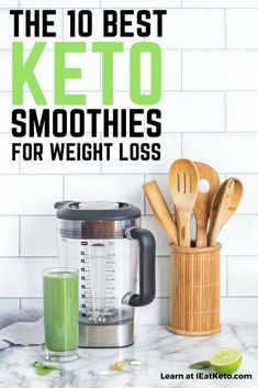 10 of In a rush? Here's 15 Easy Low Carb Keto Smoothies to Try ! You don't need to be an expert chef to stick to the Keto Diet! This selection of our favorite keto smoothies can be ready in seconds for a high fat snack. Keto Diet List, Starting Keto Diet, Diet Food List, Ketogenic Diet, Keto Meal, Lchf Diet, Metabolic Diet, Keto Diet Drinks, Low Carb Drinks