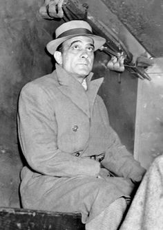 Vito Genovese--Five Families of New York City: Mob Style: Gangsters Throughout The Years